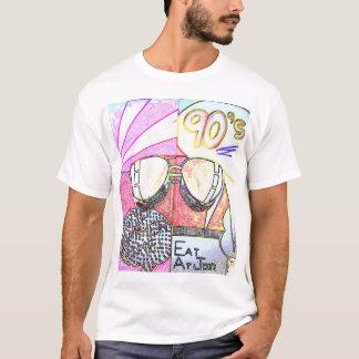 90年代の芸術 Tシャツ