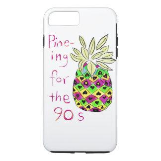 90年代の電話カバーのための未練 iPhone 8 PLUS/7 PLUSケース