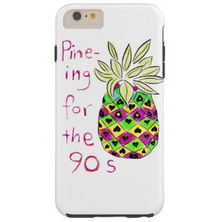 90年代の電話カバーのための未練 TOUGH iPhone 6 PLUS ケース