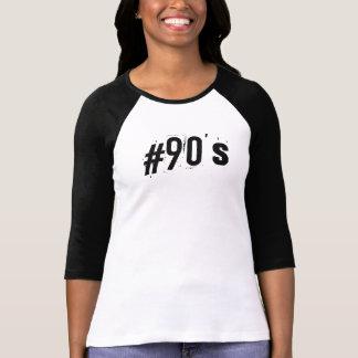 90年代のhashtagのTシャツ Tシャツ