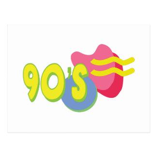 90年代を愛して下さい ポストカード