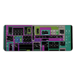 90年代! ワイヤレスキーボード