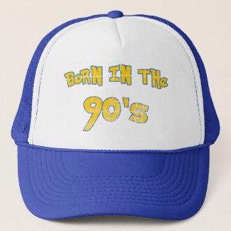 90年代-擦り切れたな一見に生まれて下さい キャップ