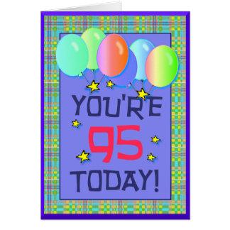 90第5バースデー・カード カード