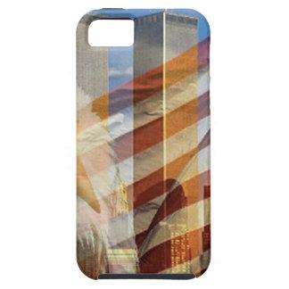 911のワシの旗タワー iPhone SE/5/5s ケース