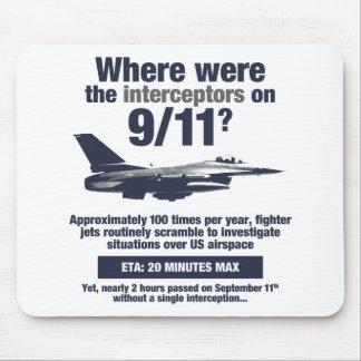 911の障害物はどこにありましたか。 マウスパッド