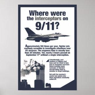 911の障害物はどこにありましたか。 高Resポスター ポスター
