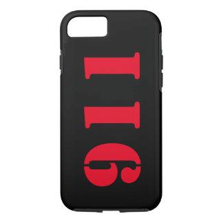911りんごiphone-6の堅い箱のデザインのsmartphone iPhone 8/7ケース