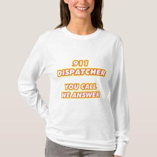 911ディスパッチャー1 Tシャツ