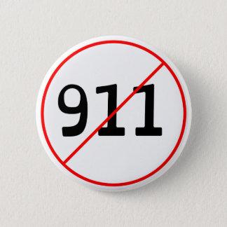 911ロゴ無しA 缶バッジ