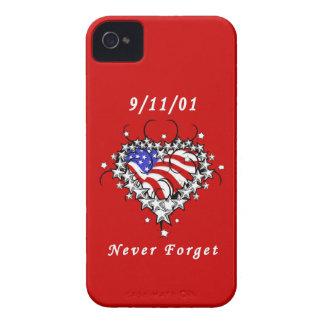 911入れ墨は決して忘れません Case-Mate iPhone 4 ケース