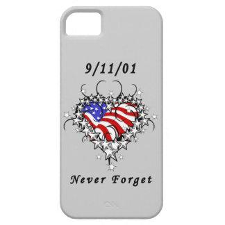 911入れ墨は決して忘れません iPhone SE/5/5s ケース