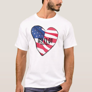 911決してワイシャツを忘れないで下さい Tシャツ