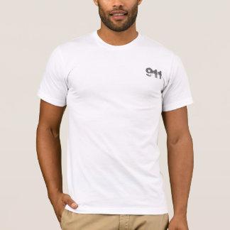 911都市Scape Tシャツ