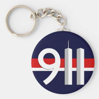 911 - 9月11日の第10記念日 キーホルダー
