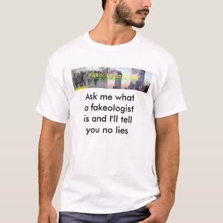 911 Fakeologist T Tシャツ