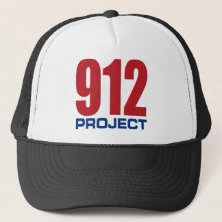912プロジェクト-赤、白及び青 キャップ