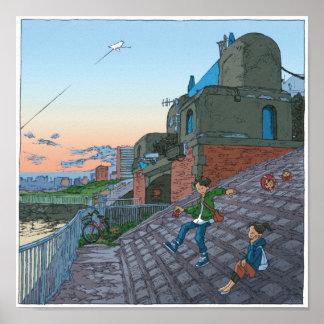 91:Rokugo Floodgate/Rokugo ポスター