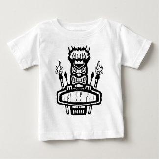9213032011 Tiki (ロッカー及びKustom) ベビーTシャツ
