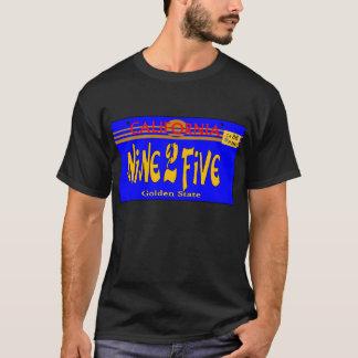 925 Lincenseのプレート -- Tシャツ