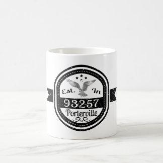 93257 Portervilleに確立される コーヒーマグカップ