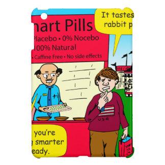 934の頭が切れるな丸薬偽薬の漫画 iPad MINIケース