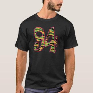 94の年齢の迷彩柄 Tシャツ