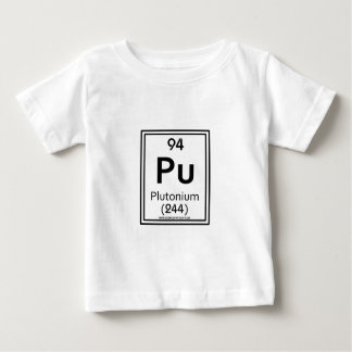 94プルトニウム ベビーTシャツ