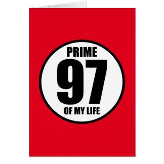 97 -私の生命の全盛 カード