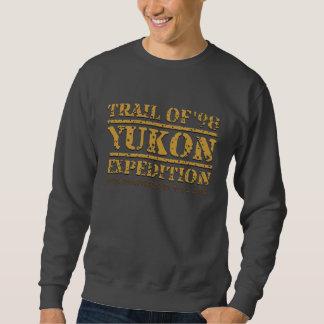 「98ユーコン準州の探険のスエットシャツの道 スウェットシャツ