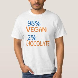 98%ビーガン Tシャツ