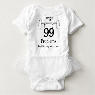 99の問題 ベビーボディスーツ