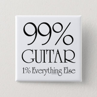 99%のギター 缶バッジ