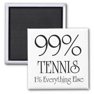 99%のテニス マグネット