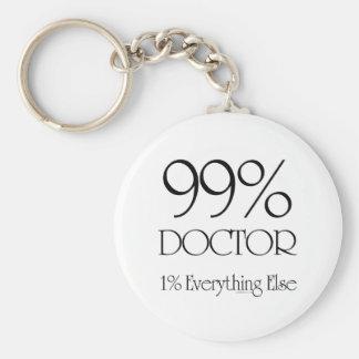 99%の医者 キーホルダー