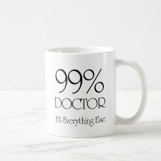 99%の医者 コーヒーマグカップ