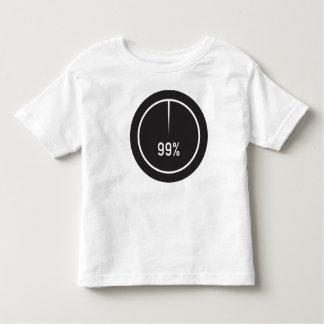 99% トドラーTシャツ