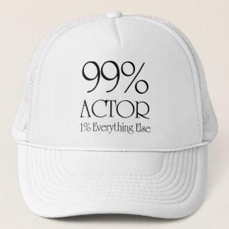 99%俳優 キャップ