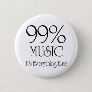 99%音楽 缶バッジ