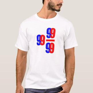99-99-99 Tシャツ