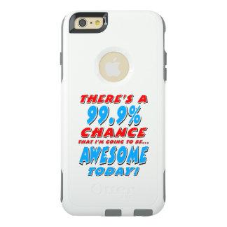 99.9%素晴らしい行くこと(blk) オッターボックスiPhone 6/6s plusケース