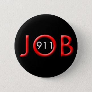9/11の中仕事ボタン 缶バッジ