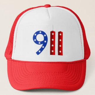 9/11の9月11日-第10記念日の捧げ物の帽子 キャップ