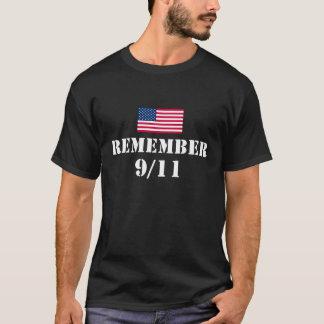 9/11を覚えて下さい Tシャツ