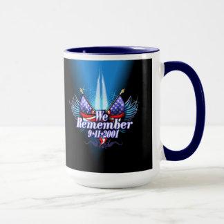 9-11マグを覚えて下さい マグカップ