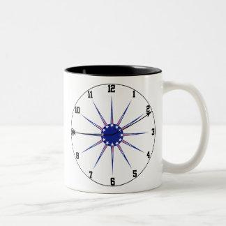 9-11時計-マグ ツートーンマグカップ