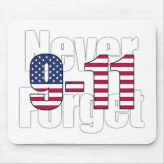 9-11決して忘れないで下さい マウスパッド
