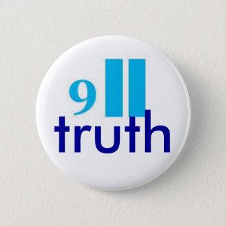 9-11真実のボタンバッジ 5.7CM 丸型バッジ