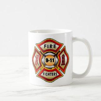 9-11-1 コーヒーマグカップ