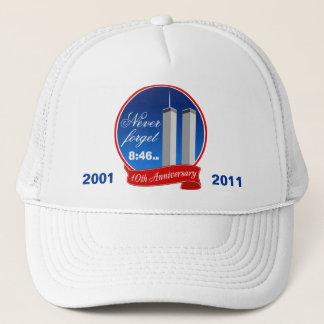 9/11 9月11日-私達は野球帽を覚えています キャップ